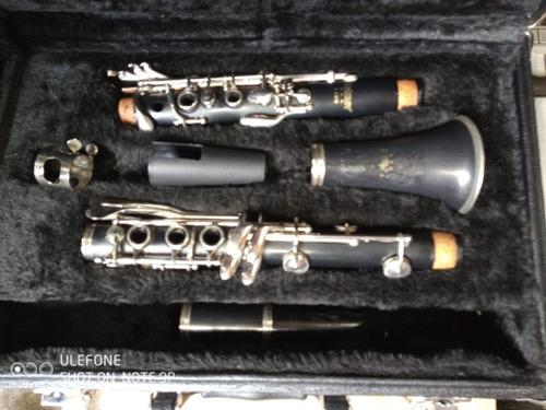 Imagen 1 de 8 de Selmer Made In Usa 1400 Clarinete Excelente Estado
