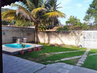 Casa Em Itaipu, Niterói/rj De 140m² 3 Quartos Para Locação R$ 2.200,00/mes - Ca252788