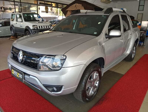 Renault Duster Oroch Dynamique 1.6 2017