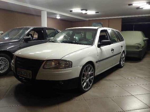 Volkswagen Parati 2008 1.6 Trend Total Flex 5p