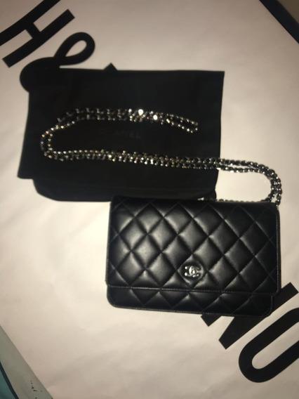 Bolsa Chanel 255 Genuina