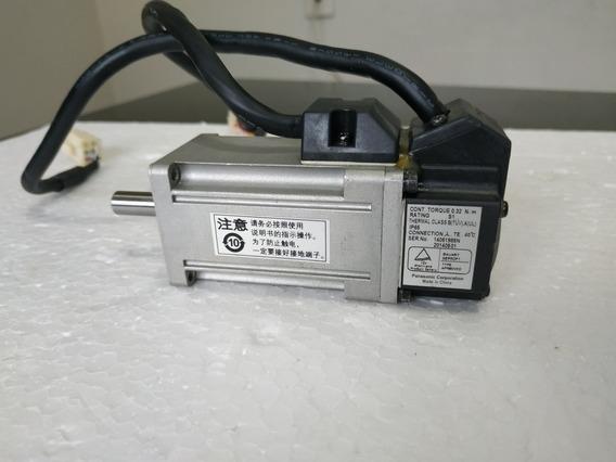 Panasonic Ac Servo Motor 100w - Msmd012g1u