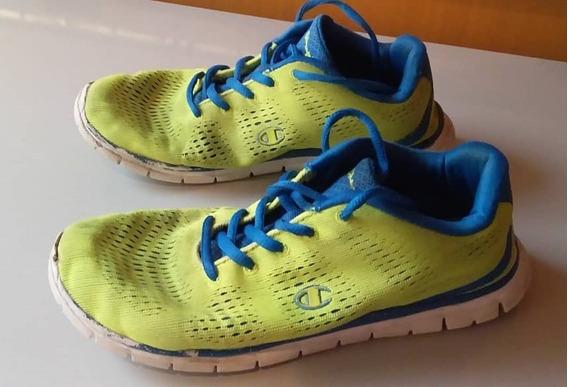 Zapatos Deportivos Para Niño Talla 37 O 4,5 (usa) Champion
