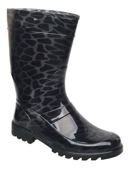 Botas De Lluvia Para Dama Caña Alta !!!