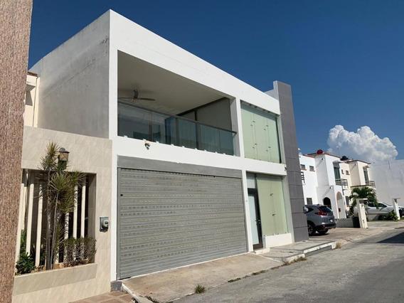 Renta Casa En Privada, Ciudad De Campeche