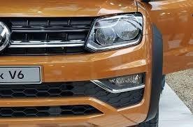 Volkswagen Amarok 3.0 V6 Cd Comfortline T.258cv 4x4at