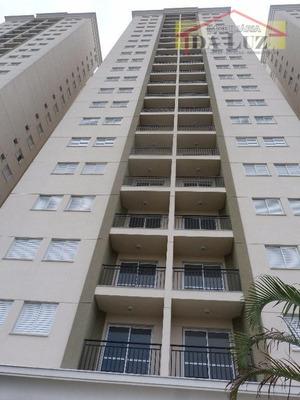 Apartamento 70m2, 3 Dormitórios, 1 Vaga Na Garagem.