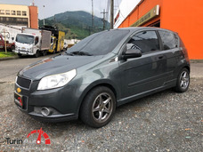 Chevrolet Aveo Emotion Gti 2010 Coupe 1.6