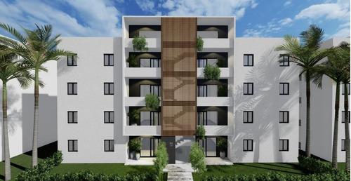 Imagen 1 de 6 de Apartamento En Res Cerrado Con Piscina En Santiago Wpa107 A3