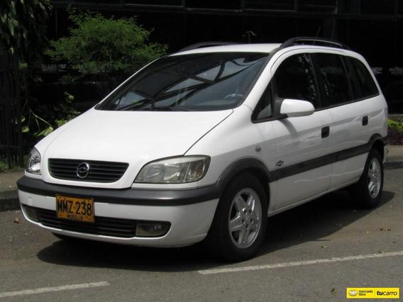 Chevrolet Zafira 2000 Cc Mt