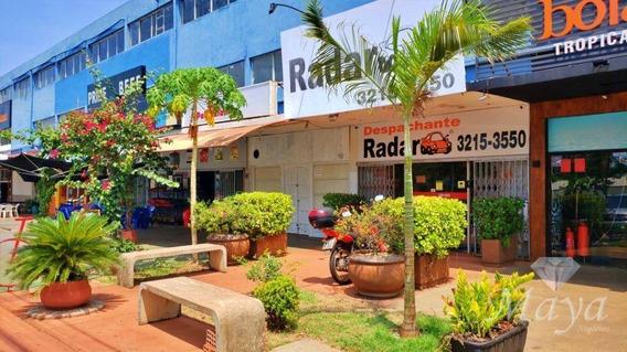 Salas Comerciais De 26 À 5.800 M² Na 104 Sul - Centro Empresarial Tukana - Sa0002