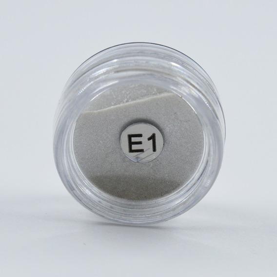 3 Glitter Para Unha Efeito Metalizado Cromado Guo Ji Feng E1