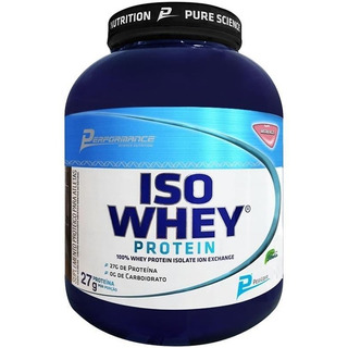 Iso Whey Protein 2kg Performance Nutrition