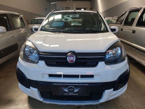 Fiat Uno Way 1.0 Flex 2018 Completo