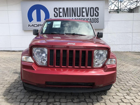 Jeep Liberty 5p Sport Aut 4x2
