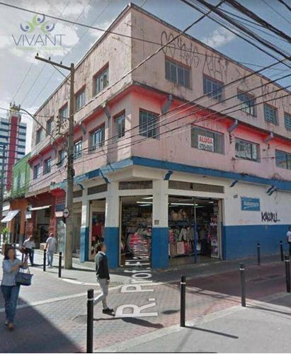 Imagem 1 de 5 de Prédio À Venda, 700 M² Por R$ 3.600.000,00 - Centro - Mogi Das Cruzes/sp - Pr0010