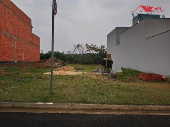 Terreno À Venda, 150 M² Por R$ 165.000 - Condomínio Park Real - Indaiatuba/sp - Te0319