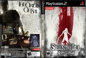 Silent Hill Origins Pt Br Ps2