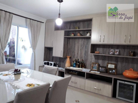 Casa Nature Village L, 4 Dormitórios À Venda, 173 M² Por R$ 1.180.000 - Eloy Chaves - Jundiaí/sp - Ca1796