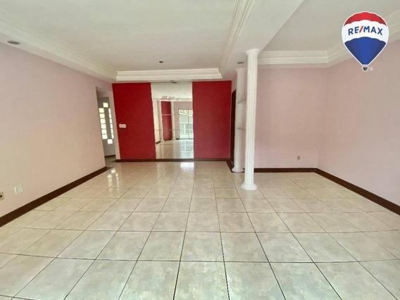 Apartamento Com 4 Dormitórios, 250 M² - Cidade Velha - Belém/pa - Ap0612