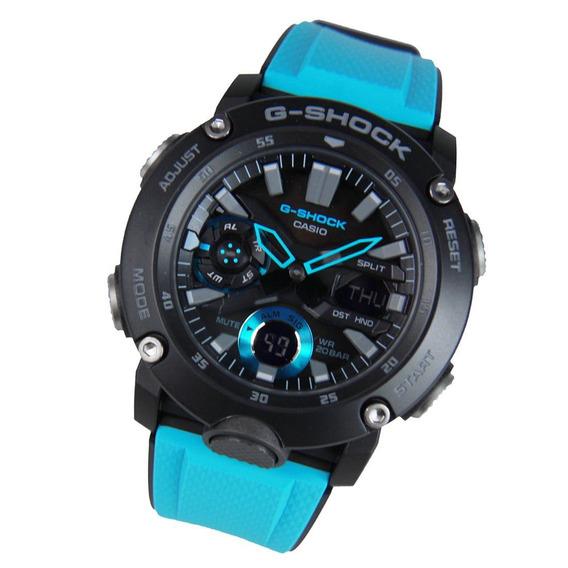 Reloj Casio G-shock Ga-2000-1a2dr Centec