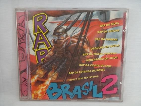 Cd - Rap Brasil 2 - Rap Brasil 2