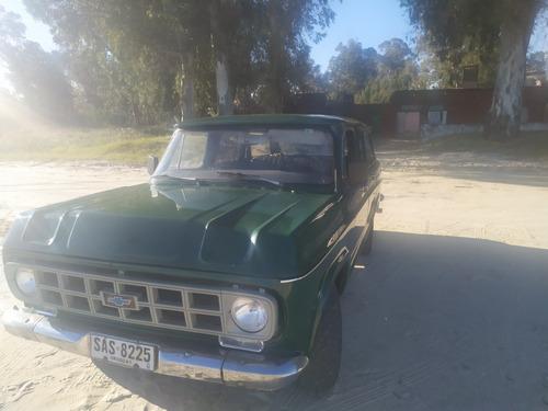 Chevrolet Veraneio Veraneio C10