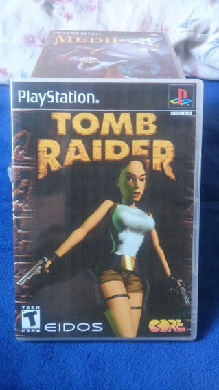 Jogo Tomb Raider ( Patch ) Ps1