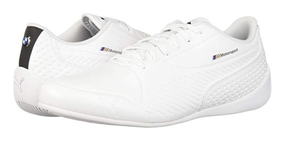 Tenis Puma Bmw Mms Drift Cat 7s Ultra, Blancos 23.5 Mx