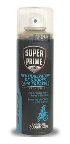 Desodorizante Neutralizador Super Prime S104 Capacete Ervas