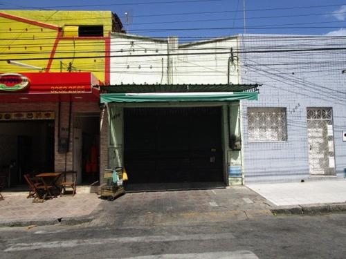 Imagem 1 de 7 de Loja Para Alugar Na Cidade De Fortaleza-ce - L9556