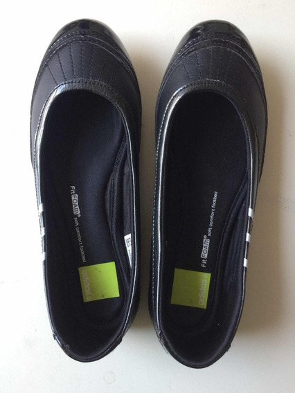adidas Chatitas Negras Talle 37 Impecables
