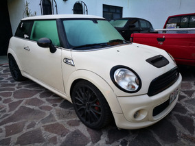 Mini Cooper S John Cooper Works Turbo Modelo 2009