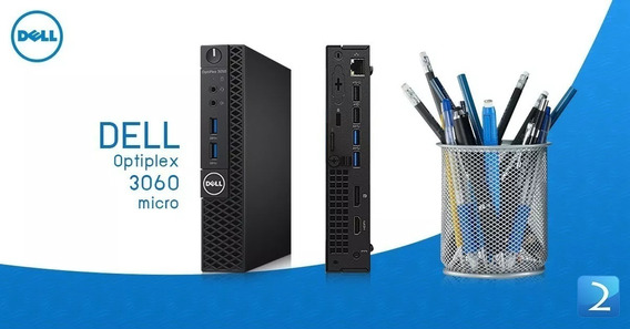 Desktop Dell Optiplex 3060m I5 8ºger 8gb Me Hd 500 Garantia