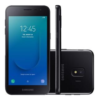 Celular Galaxy J2 Core 16gb Câmera 8mp Tela 5.0 - Preto