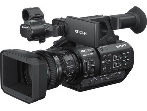 Sony Pxw Z280 4k 3-cmos 1/2 Sensor Xdcam Sem Juros