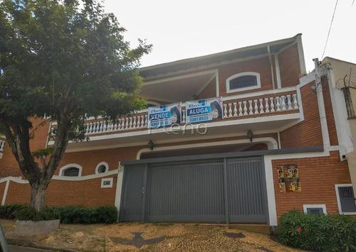 Casa Á Venda E Para Aluguel Em Vila João Jorge - Ca023837