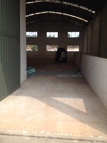 Barracão Industrial. Zona 14 - Ba00284 - 68531803