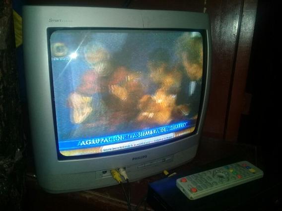 Televisor Philips 14 Pulgadas