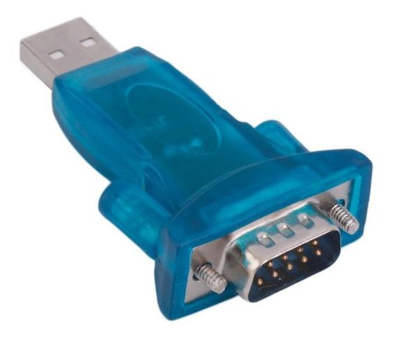 Adaptador Usb Para Porta Rs232 Porta Com