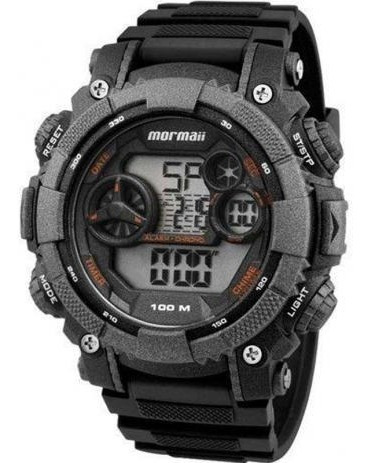 Relógio Mormaii Masculino Mo12579b/8y Nfe