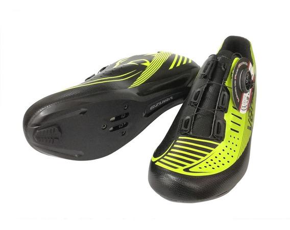 Zapatillas De Ciclismo Venzo F30r