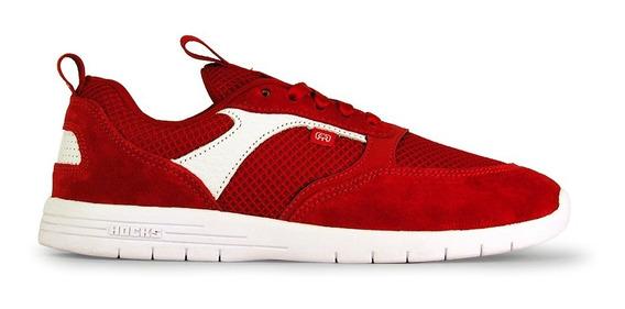 Tênis Hocks De Skate Born Red Vermelho Original