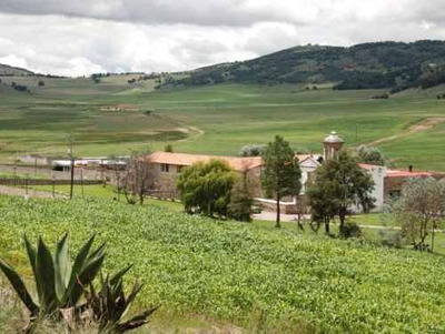 Hermosa Hacienda Agrícola Y Ganadera