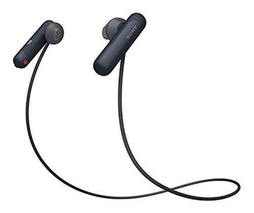 Imagen 1 de 5 de Auriculares Deportivos Internos Inalambricos Sony Wi-sp500,