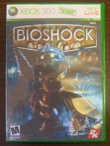 Jogo Usado Bioshock - Xbox 360 (mídia Física)