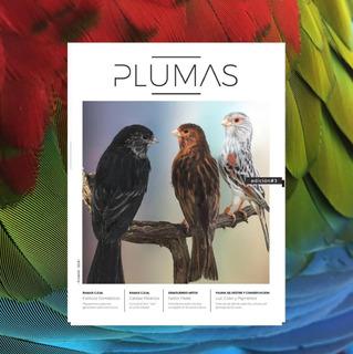 Revista Plumas # 3 - Publicação Argentina Sobre Ornitologia