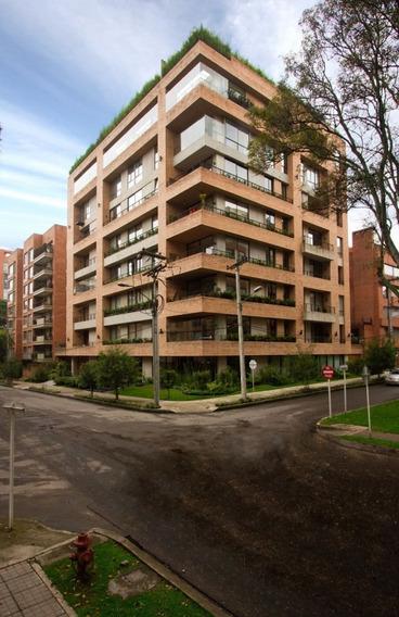 Apartamento En Arriendo Chico Reservado 117-425