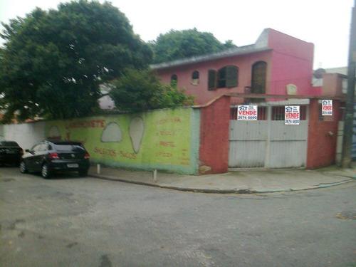 Casa Residencial À Venda, Chácara Belenzinho, São Paulo. - Ca1850