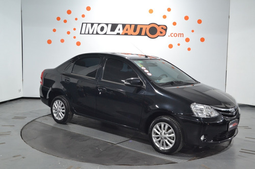 Toyota Etios 1.5 Xls 4p M/t 2015 -imolaautos